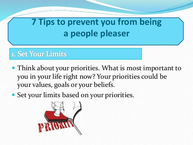 setting right priorities in life The previous four articles in this eight-part series respectively covered the causes of procrastination, how to overcome procrastination, the ultimate way to increase productivity and 10 ways to improve productivitythis week another important part of time management: setting priorities.