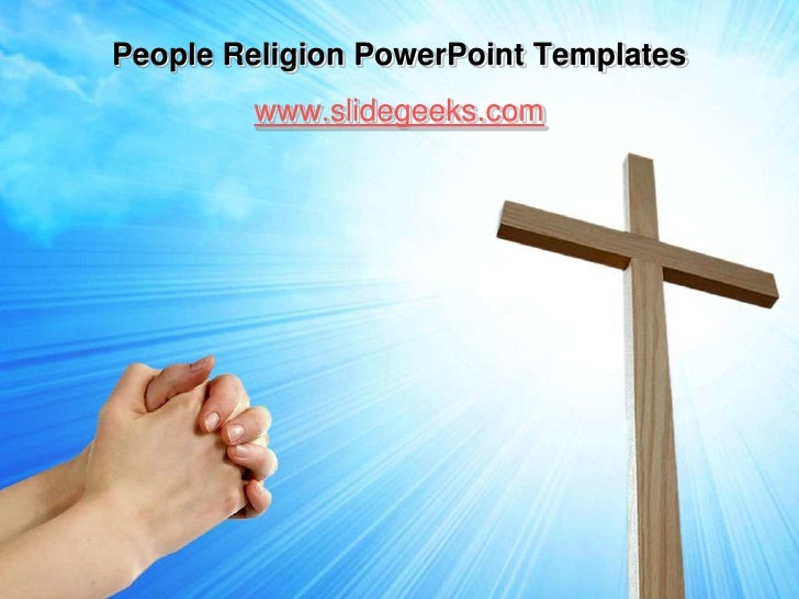 people religion power point templates