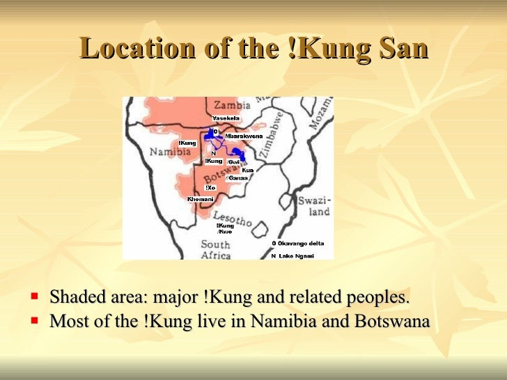 an introduction to the location and environment of the people of kalahari desert The kalahari desert is a large semi-arid sandy savanna in southern africa  extending for  typically from less than one month to four months, depending on  location  in certain areas where the climate is drier, it becomes a true semi- desert with  san people have lived in the kalahari for 20,000 years as hunter- gatherers.