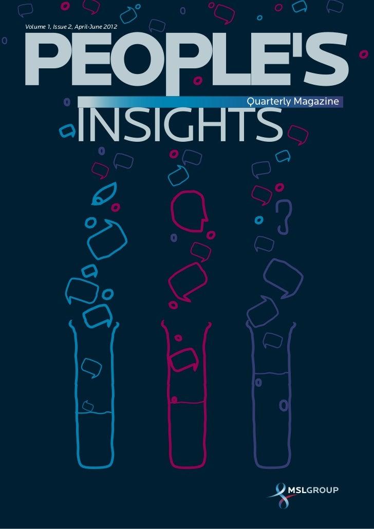 Volume 1, Issue 2, April-June 2012