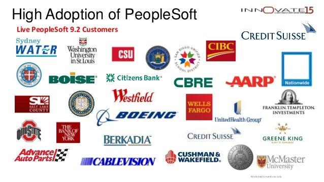 PeopleSoft Roadmap