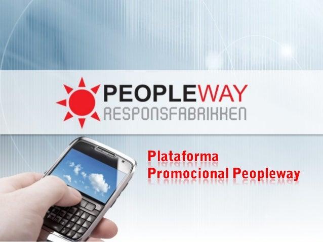 No mundo, presente nas Américas e Europa  Escritóriosdogrupo: Brasil Dinamarca México Grupo Peopleway/ Responsfabrikke...