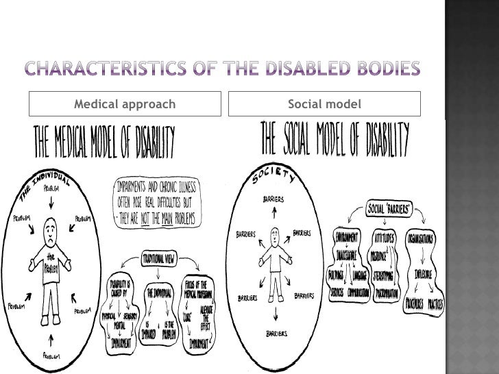 social medical model disability The medical model of disability the understanding and acceptance of the social model of disability by non-disabled the charity model of disability.