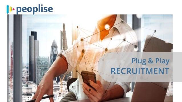 Plug&Play Recruitment!.