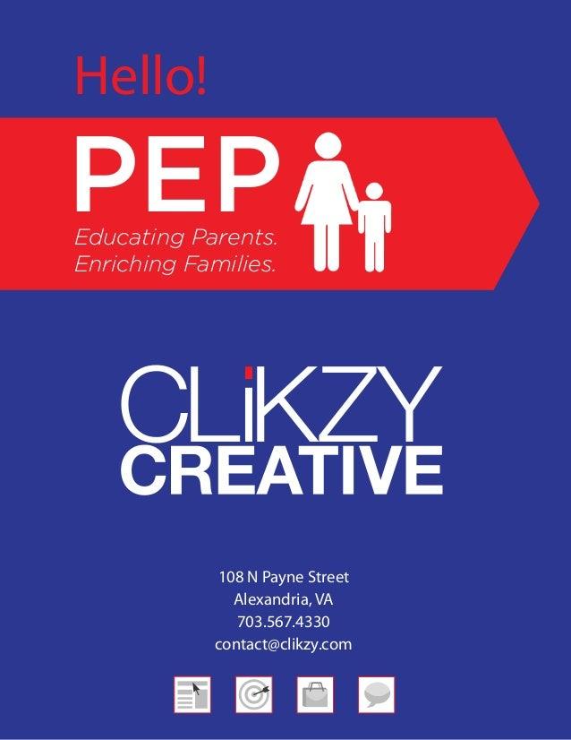 Hello!PEPEducating Parents.Enriching Families.             108 N Payne Street               Alexandria, VA                ...