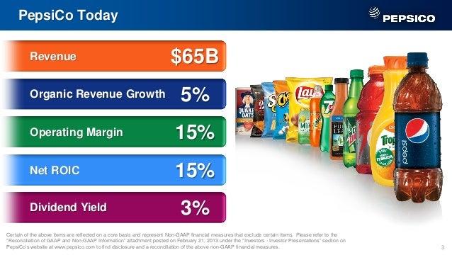 Pepsico 2013 CAGNY Presentation Slide 3