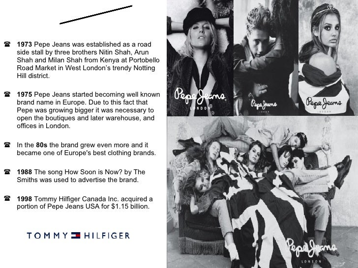 case study of pepe jeans operation management with answer The life cycle understanding the (lca) study in 2007 to assess the entire lifecycle impact of a core set of products the study focused primarily on the company's us operations and uncovered that the greatest water and energy impact was in two areas.