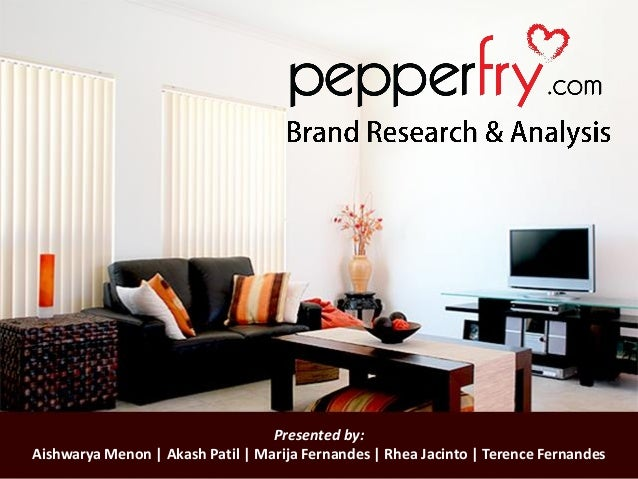 Pepperfry digital marketing