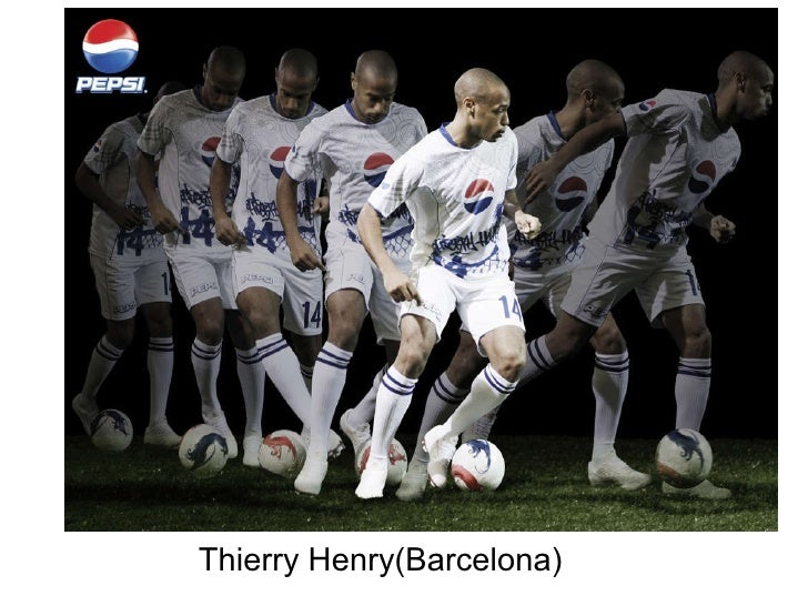 Thierry Henry(Barcelona)