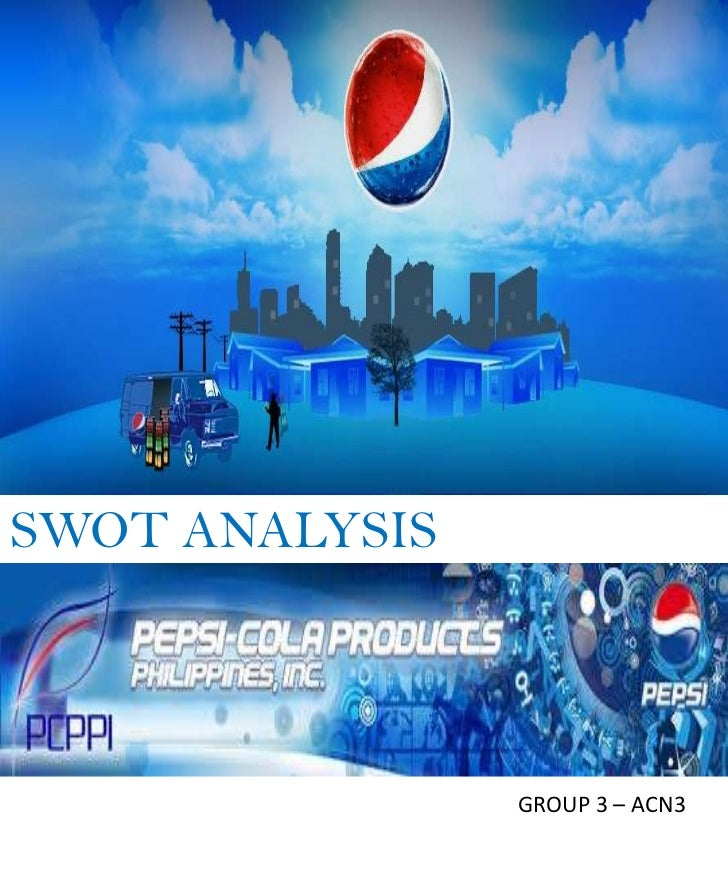 analysis of the internal and external environment of pepsi cola Coca-cola: external and internal environments market analysis external and internal environments in coca-cola company kenyayotecom does not warrant or.
