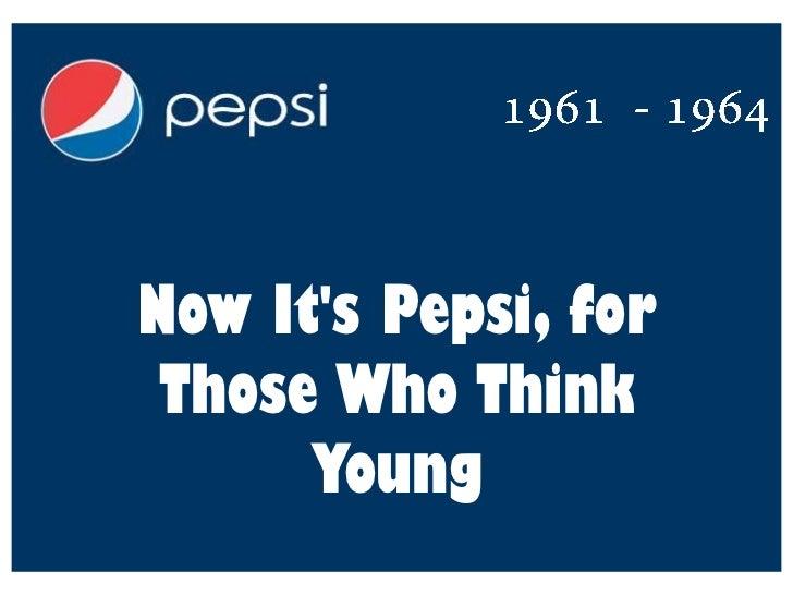 Take the pepsi challenge