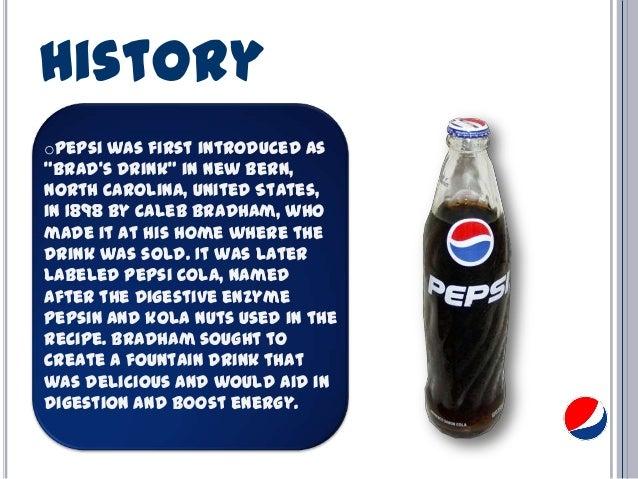 Pepsi Slide 3