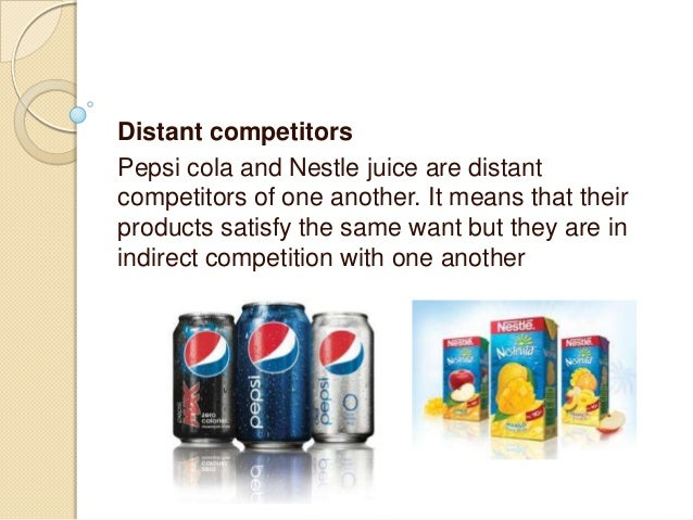 pepsi and its competitors True competitive advantages are harder to find and maintain than people realize   on its local bottler and distributor, which enabled pepsi to realize economies.