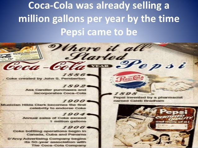 12 Discontinued Products From Coca-Cola and Pepsi