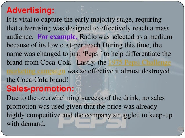 Product life cycle of pepsi essays.. i need help with my homework online