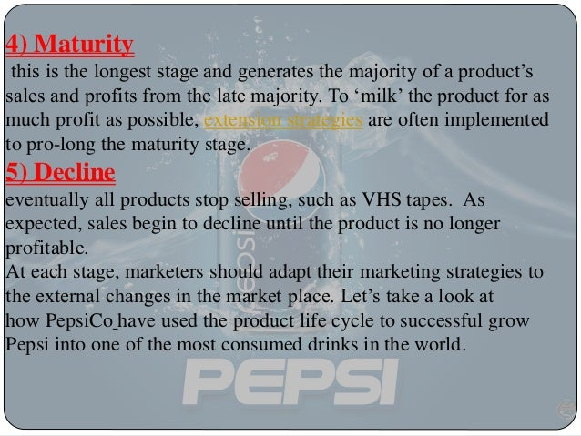 Product life cycle of pepsi essays on poverty