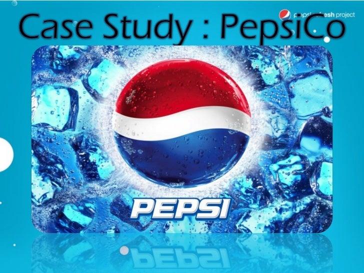 Case Study Presentation On Pepsi