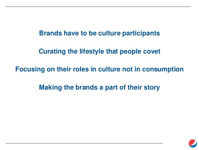 With engagement loyalty for the brand