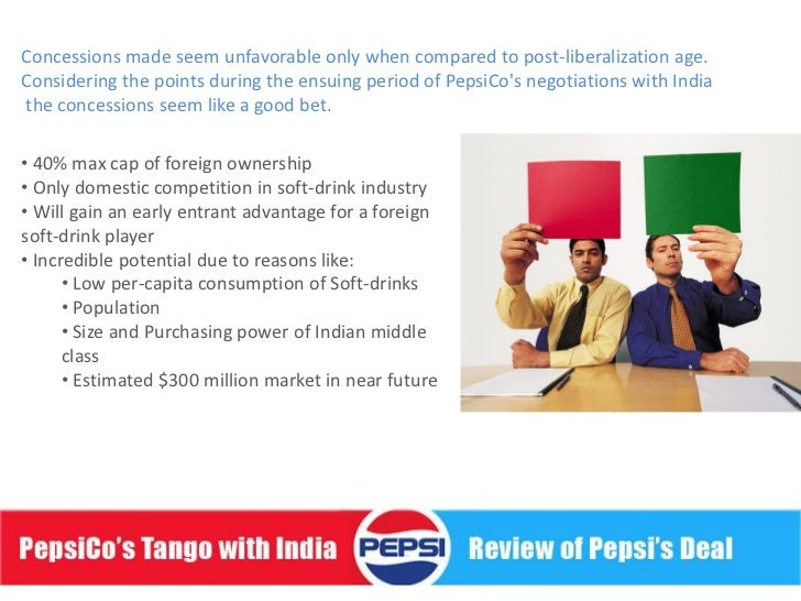 Case study on business environment in india