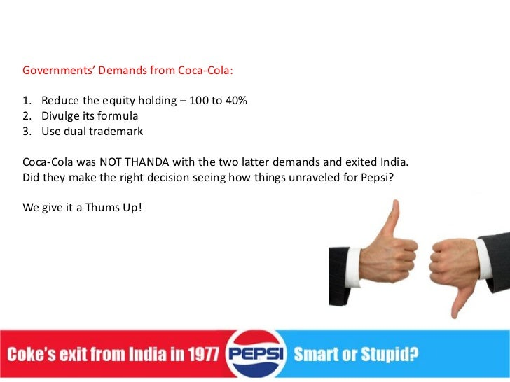pepsico case study solution Pepsico case study about company pepsico is the largest food and beverage company in pepsico had several objectives when looking for a solution for their problem.