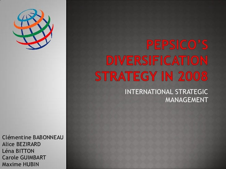 INTERNATIONAL STRATEGIC                                  MANAGEMENTClémentine BABONNEAUAlice BEZIRARDLéna BITTONCarole GUI...
