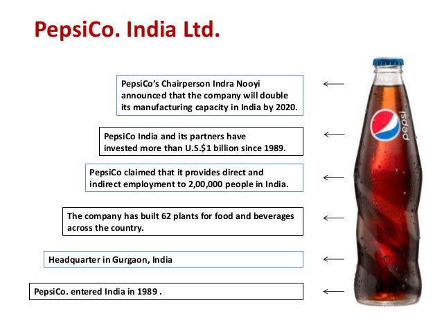 company overview and market analysis for pepsico The size of pepsico inc (nasdaq:pep), a us$14641b large-cap, often attracts  investors seeking a reliable investment in the stock market  i will provide an  overview of pepsico's financial liquidity and leverage to give  exclusively on  financial health, so i recommend a deeper analysis into pep here.