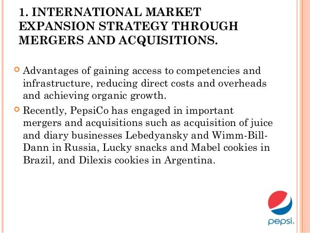 pepsi cross cultural management These cross-cultural differences, it is important for global business managers to  have an  .