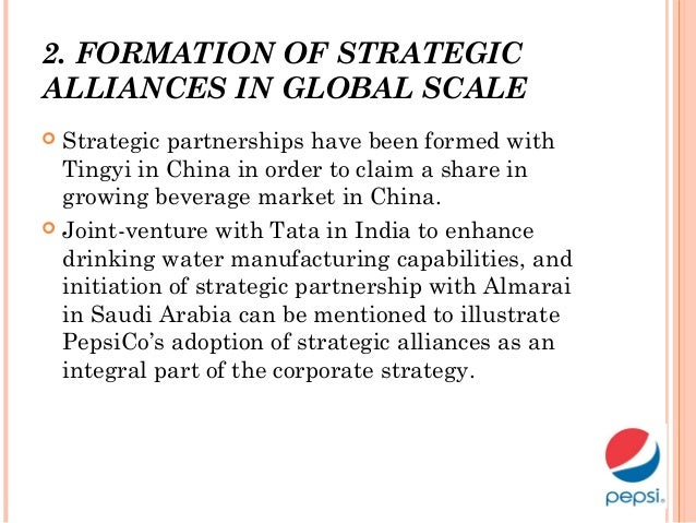 pepsi strategy to india Pepsi's strategy in the carbonated soft drinks market term project man 385 prof preston mcafee prepared by: valentin angelkov tray black.