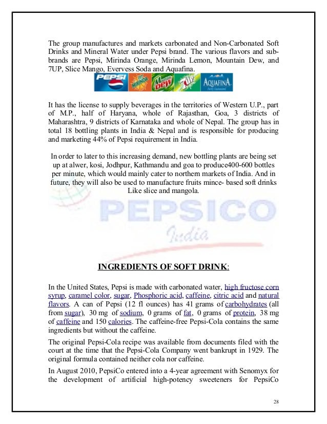 Pepsi hajipur marketing