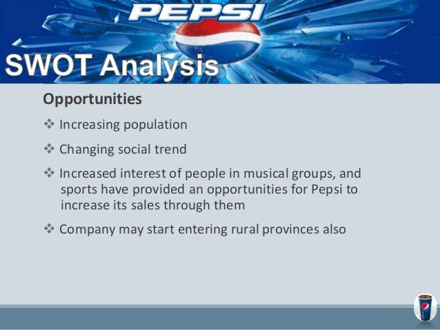 pepsi marketing plan The official home of pepsi® stay up to date with the latest products, promotions, news and more at wwwpepsicom.