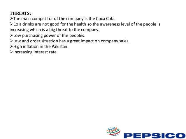 a market opportunity analysis of pepsi cola ltd Pepsi cola essay examples 9 total results a market opportunity analysis of pepsi cola ltd 610 words 1 page a company overview of pepsi cola 1,714 words 4 pages.