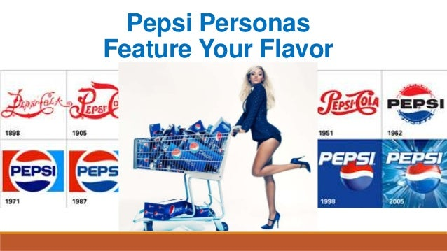 Pepsi Personas Feature Your Flavor