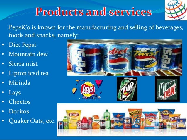 the pepsico company the quaker oats Pepsico has comprehensive corporate standards and policies to govern operations global food and beverage company quaker oats+milk in india.