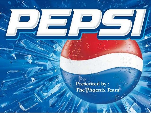 Pepsi seminar Slide 2