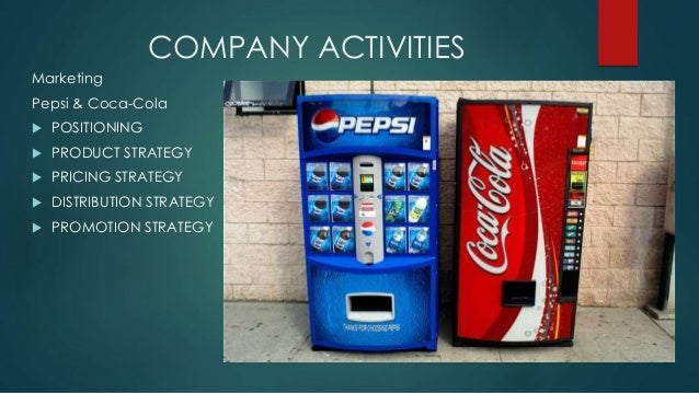 manufacturing strategy pepsi company Manufacturing strategy pepsi company pepsico, incorporated is one of the largest fortune 500 companies in the world it got its start as the pepsi cola company in 1898 when a pharmacist from chinquapin, north carolina a pharmacist named caleb bradham invented the pepsi cola soft drink.