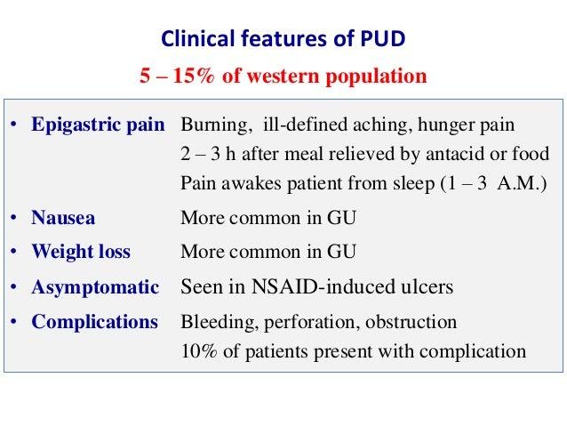 complication of peptic ulcer disease pdf