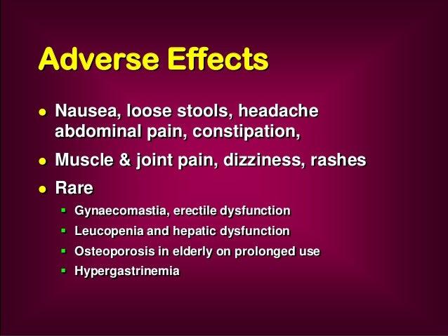 Lansoprazole Vs Omeprazole Ulcer