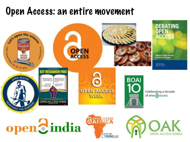 Beyond Open Access: Facing the Real Problems Slide 2