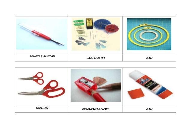Peralatan Dan Bahan Pendidikan Seni Visual