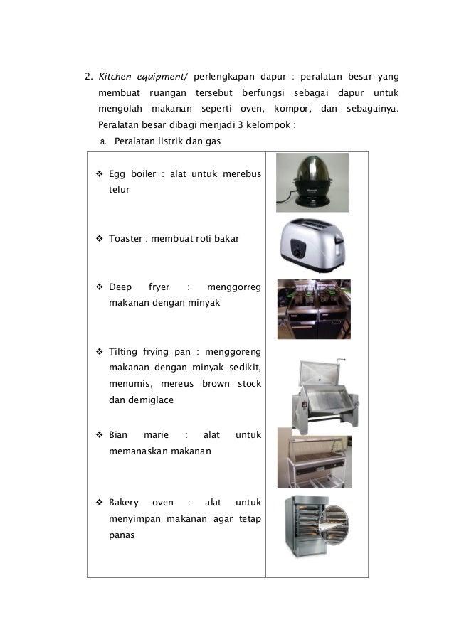 Peralatan makanan