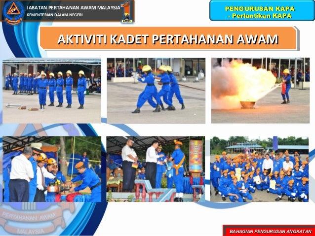 Jabatan Pertahanan Awam Malaysia