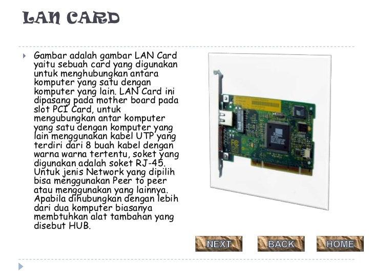 Perangkat Perangkat Komputer