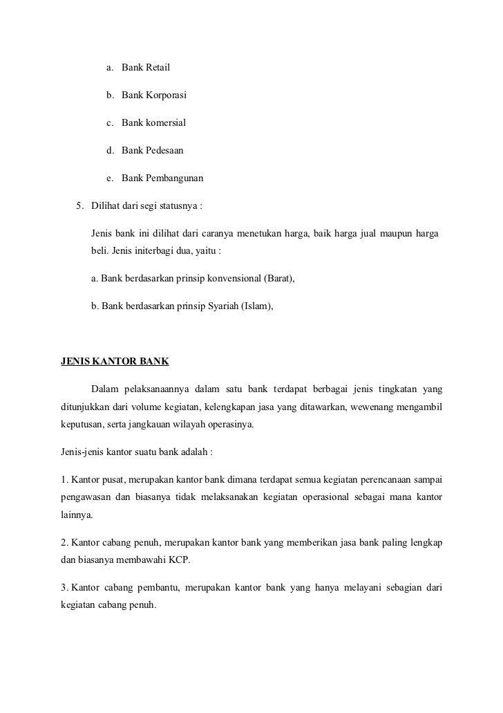 peran perbankan dalam perekonomian di indonesia 7 728 - Jenis Jenis Kantor Bank Di Indonesia