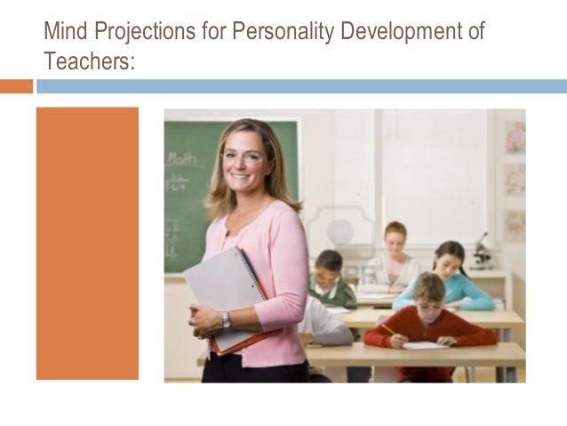 personality development for teachers pdf