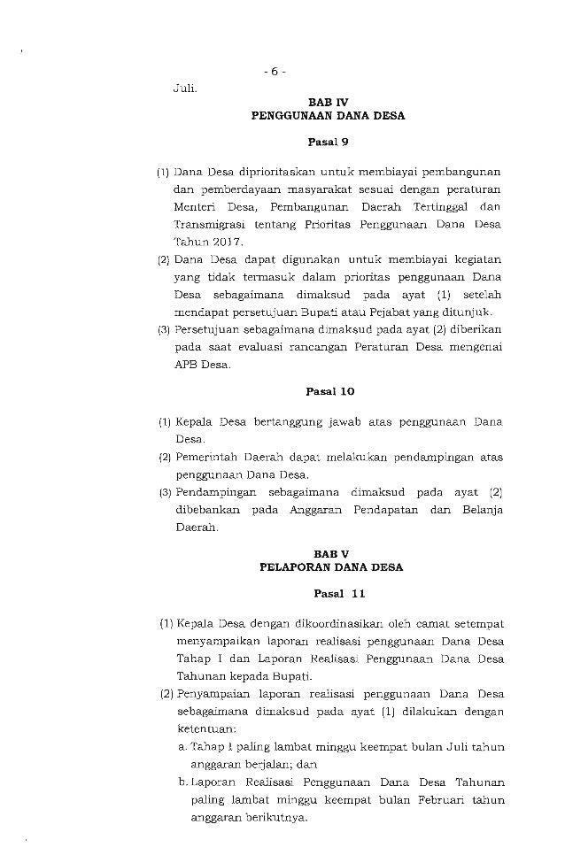 2016-12-28 Peraturan Bupati Tuban Nomor 82 Tahun 2016
