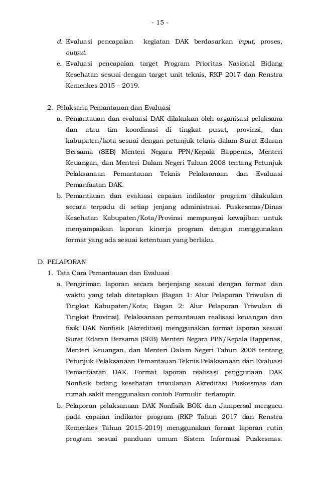 Peraturan menteri kesehatan no 71 th 2016 ttg bok kesehatan
