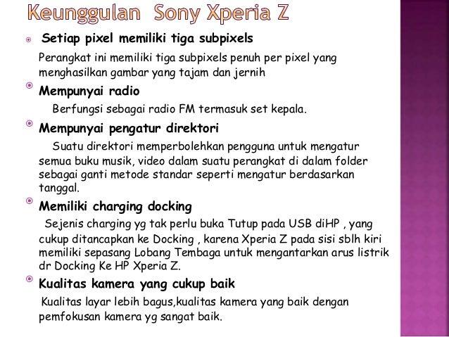 Hal yang dibandingkan Sony Xperia Z Samsung Galaxy S4 32GB  Tenaga Baterai  Non-removable Li-Ion  2330 mAh battery  Li-Ion...