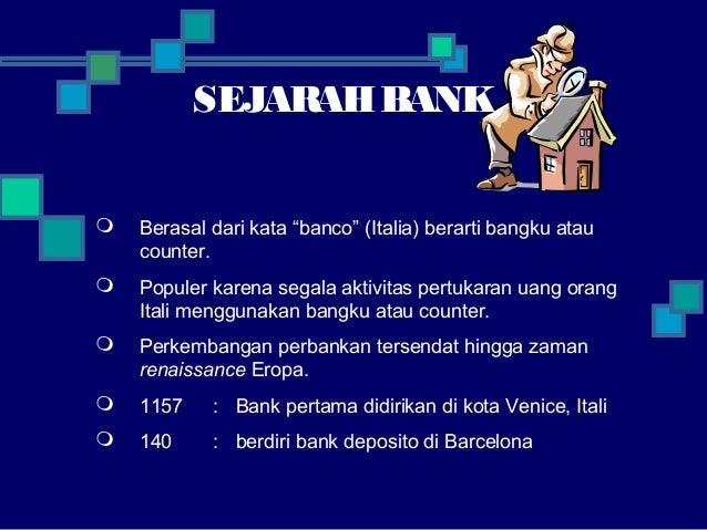 kegiatan perbankan