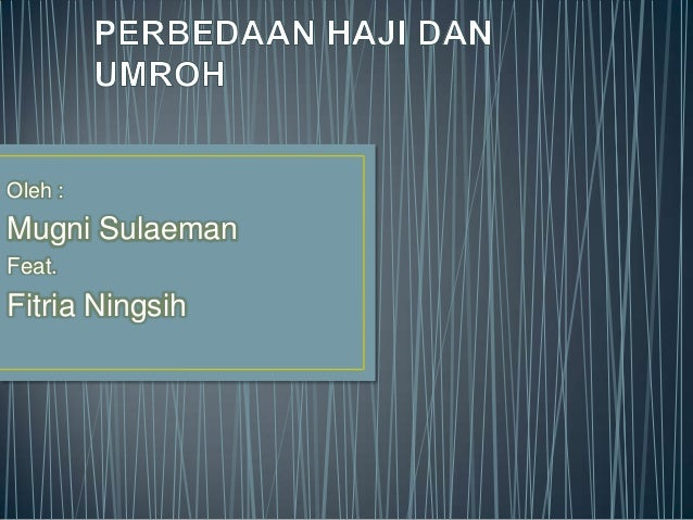 Oleh :  Mugni Sulaeman Feat.  Fitria Ningsih