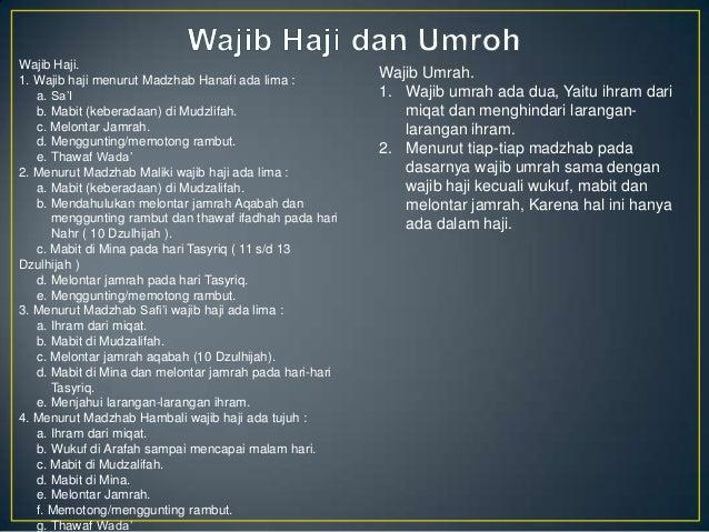 Apa Perbedaan Haji Dan Umrah Jelaskan - Nusagates